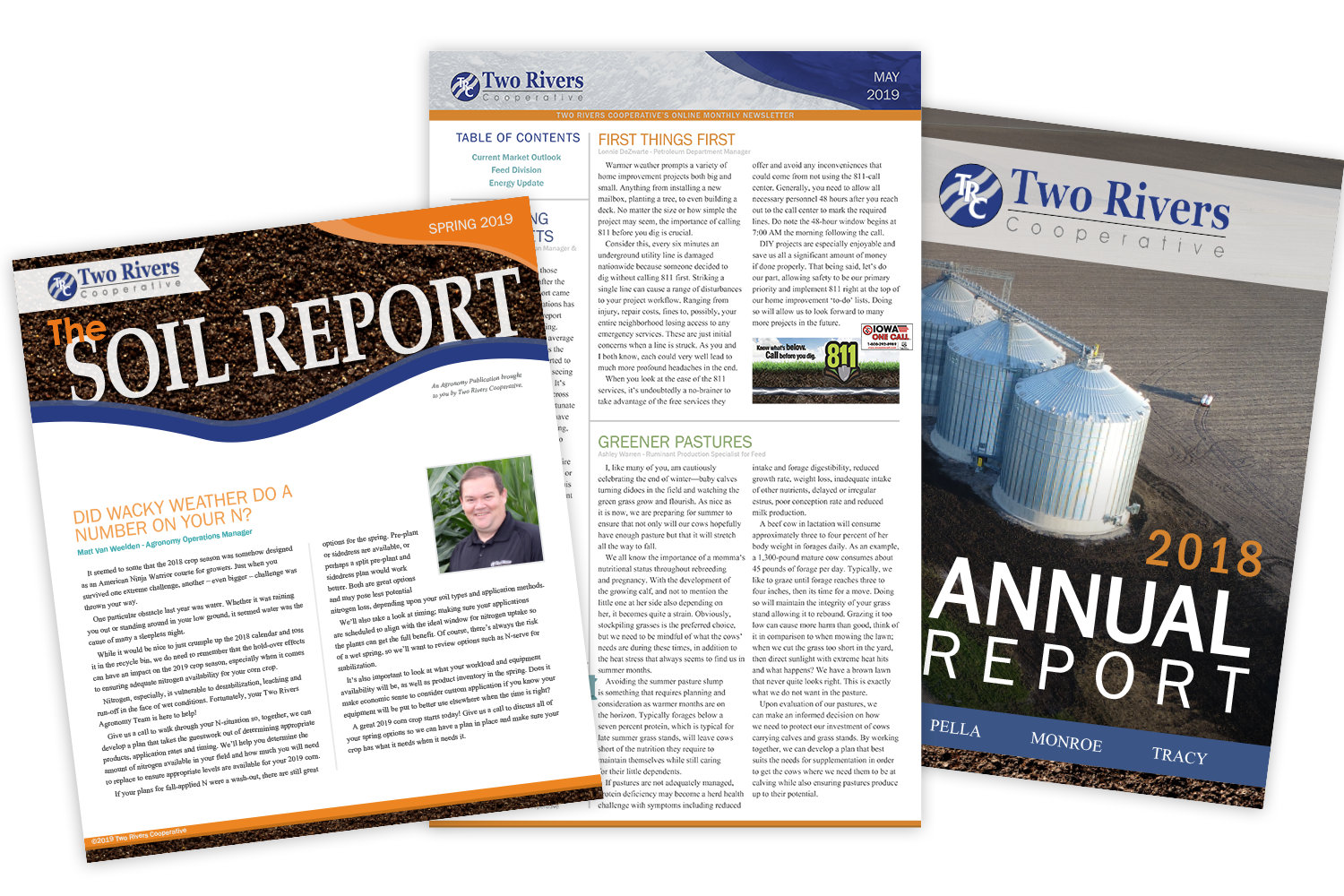 Two Rivers Cooperative Publications