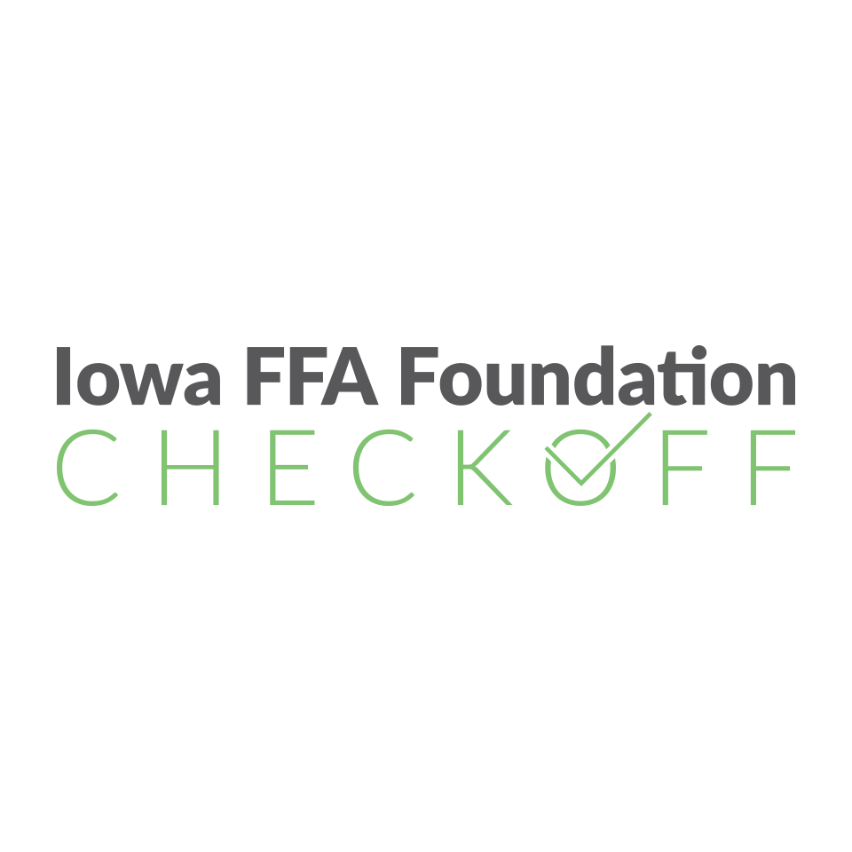Heartland Co-op's Iowa FFA Foundation Checkoff Program