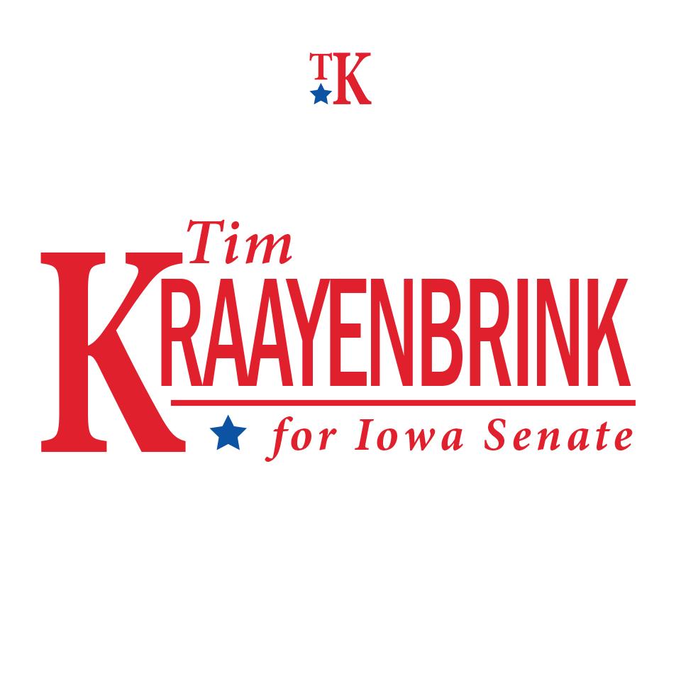 Tim Kraayenbrink for Iowa Senate